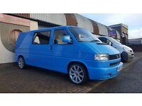 2001 Volkswagen transporter T4 campervan