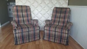 2 chairs and a couch in Barrie