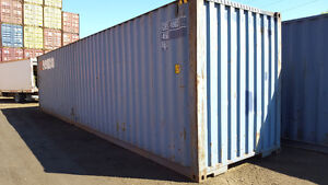Shipping Containers 40' foot High Cubes