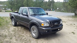 Ford Ranger Low KMs Excellent Condition