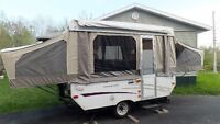 STARCRAFT CAMPER TRAILER-10FT