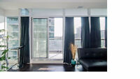 New 1bed w/fur:1350 Downtown Core/Waterfront/Cityplace/Fort York