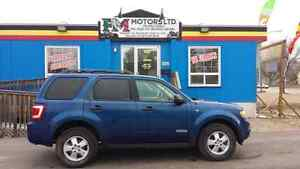 sold sold sold 2008 FORD ESCAPE 4WD XLT
