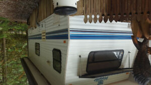 Vacation property for  with a trailer The Glen at Maple Falls WA