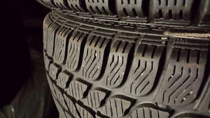 USED WINTER TIRES - INSTALLATION AVAILABLE!!!