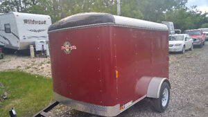 Carryon incolsed 5x8 trailer