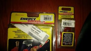 Energy suspension trailing arm and shifter bushings civic