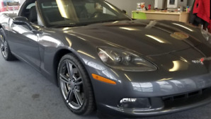 2010 Corvette, Auto, well maintained, clean CARFAX