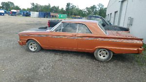 1963 FORD FAIRLANE 500 RUNS,DRIVES,STOPS.