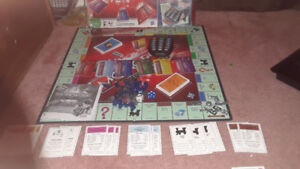 Monopoly Electric Banking