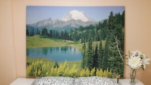 BRAND NEW CANVAS LARGE PICTURE