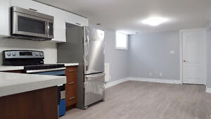 Brand New 2BR Basement in the Annex (Utilities Included)