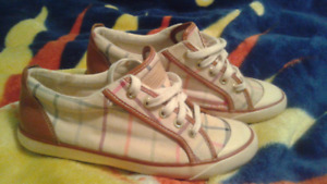 Like new Coach sneakers size 7 $40.00