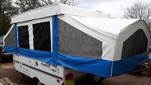 Flagstaff Forest River Hard top Camper
