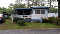 FOR SALE: 2BR/1.5BA/DEN mobile home in FLORIDA
