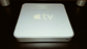 1st Generation Apple Tv.