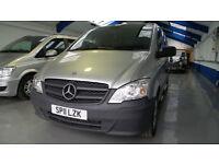 Mercedes-Benz Vito 2.1CDi ( EU5 ) 113 - Extra Long Traveliner 113CDI