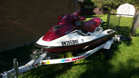 MINT 1998 Seadoo GTX Limited 951 FOR SALE