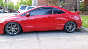 2008 civic si coupe
