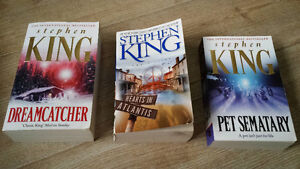 The green mile audio & 3Stephen King books