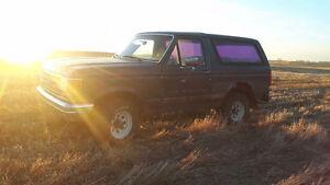 1988 Ford Bronco SUV, Crossover
