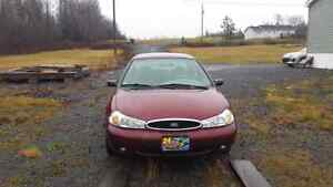 1998 ford contour for parts or repair