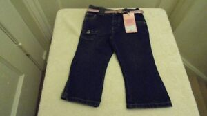 new size 18 months jeans