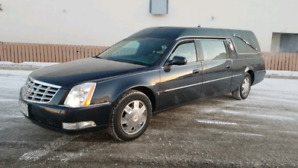 2009 Cadillac DTS Professional Hearse