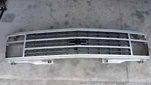 1988 to 1994 front grill