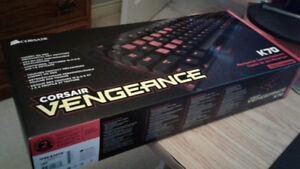 Mechanical Gaming Keyboard - Corsair K70 Vengeance