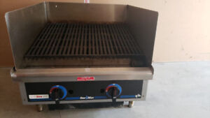 Selling StarMax Charbroiler - great condition!