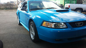 2001 Ford Mustang Convertible