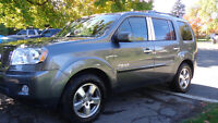 2011 Honda Pilot Chrome VUS