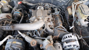 6.5 turbo diesel  engine