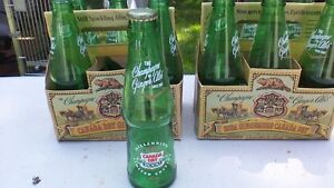 CANADA DRY 2000 MILLENNIUM LIMITED EDITION 6 BOTTLES AND CASE Stratford Kitchener Area image 2