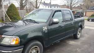 2002 Ford F-150 SuperCrew Pickup Truck - Trade or Cash