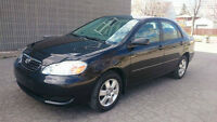 2007 Toyota Corolla LE AUTOMATIC FULL OPTION 78000KM Sedan
