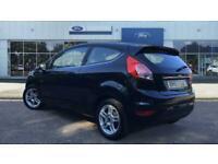 2013 Ford Fiesta 1.25 82 Zetec 3dr Petrol Hatchback Hatchback Petrol Manual