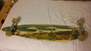 Sector 9 Pintail Longboard