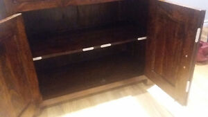 Solid beautiful cabinet priced to sell fast
