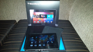 Sold.. 16 gig playbook mint with original box and case