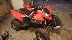 2008 polaris outlaw NEED GONE THIS WEEKEND