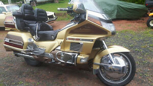 Honda Goldwing 1500cc financing available