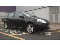 2006 56 FIAT GRANDE PUNTO 1.2 ACTIVE 8V, Black, Manual, Petrol,