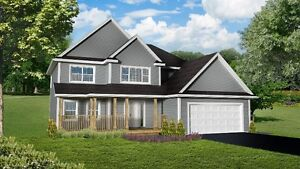 Gorgeous Four Bedroom Lake House! Brand New Home!