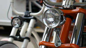 Lowrider Bicycle Bullet Headlights *SALE*