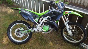 2007 Kawasaki KX125 LOW HOURS 2 STROKE