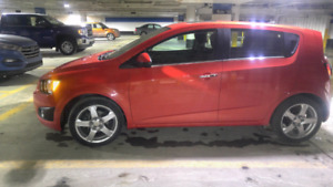 2012 Chevy Sonic For Sale