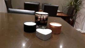 'New Car' fragranced candles