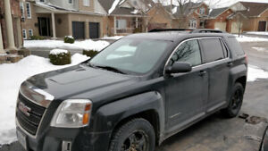 2014 GMC Terrain SLE 165K km, very clean runs great